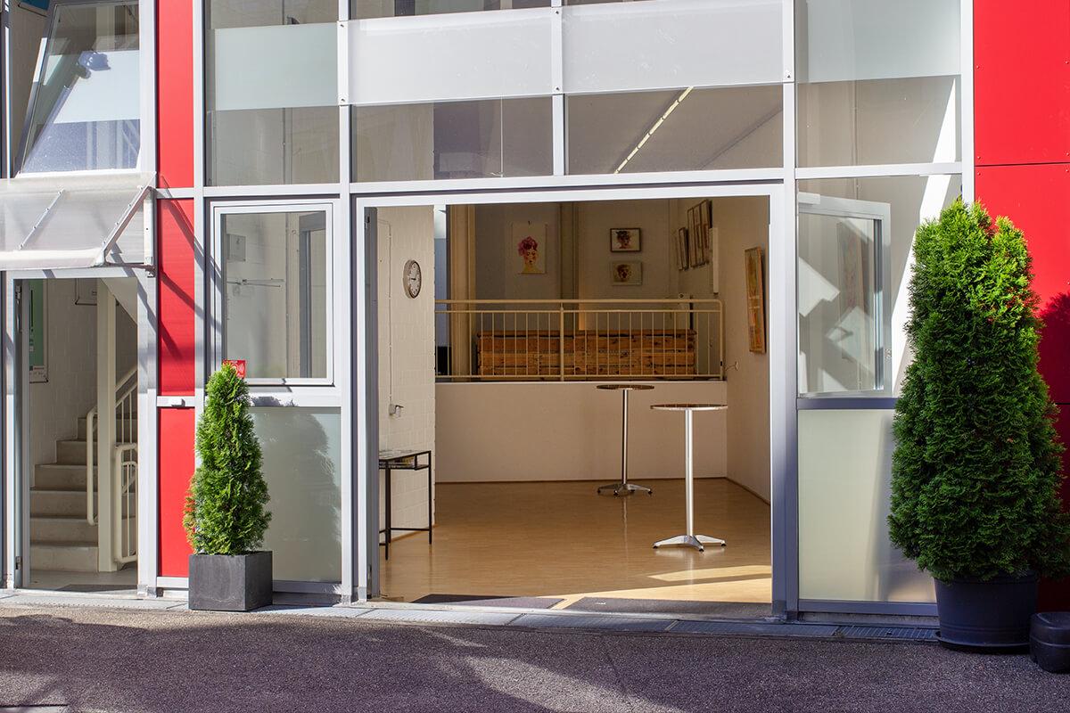 Workshopraum in Köln-Südstadt
